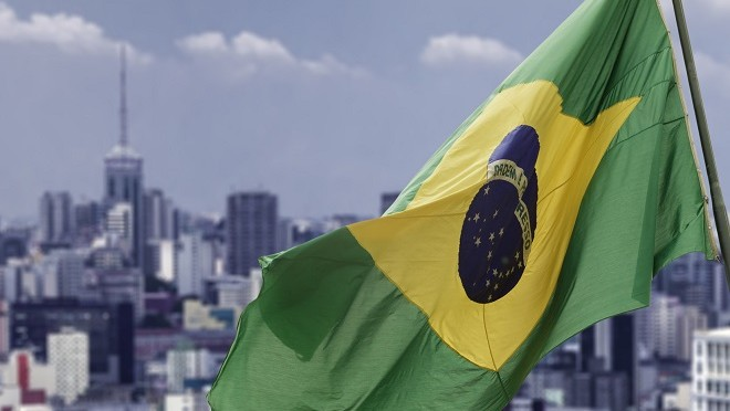 National flag of Brazil - Hays Viewpoint, careers advice blog