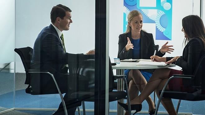 Jenna Alexander sharing career advice- Viewpoint - careers advice blog