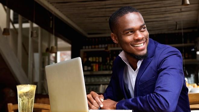 Job seeker considering career options - Hays Viewpoint, careers advice blog