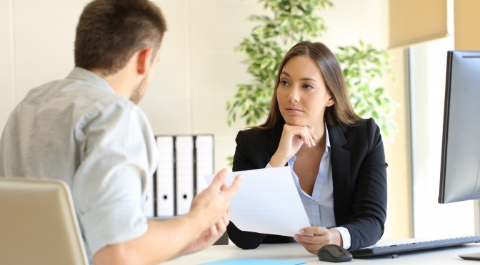 6 common interview mistakes to avoid- Hays careers advice