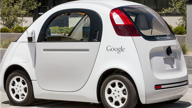 Google car disrupted the car industry - Hays career advice