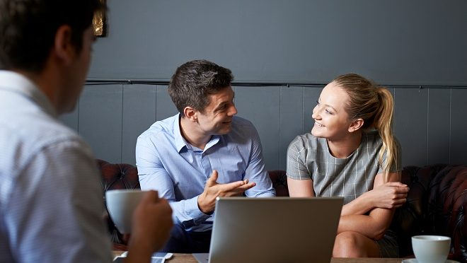 How to meet new people and reconnect with others- Hays careers advice