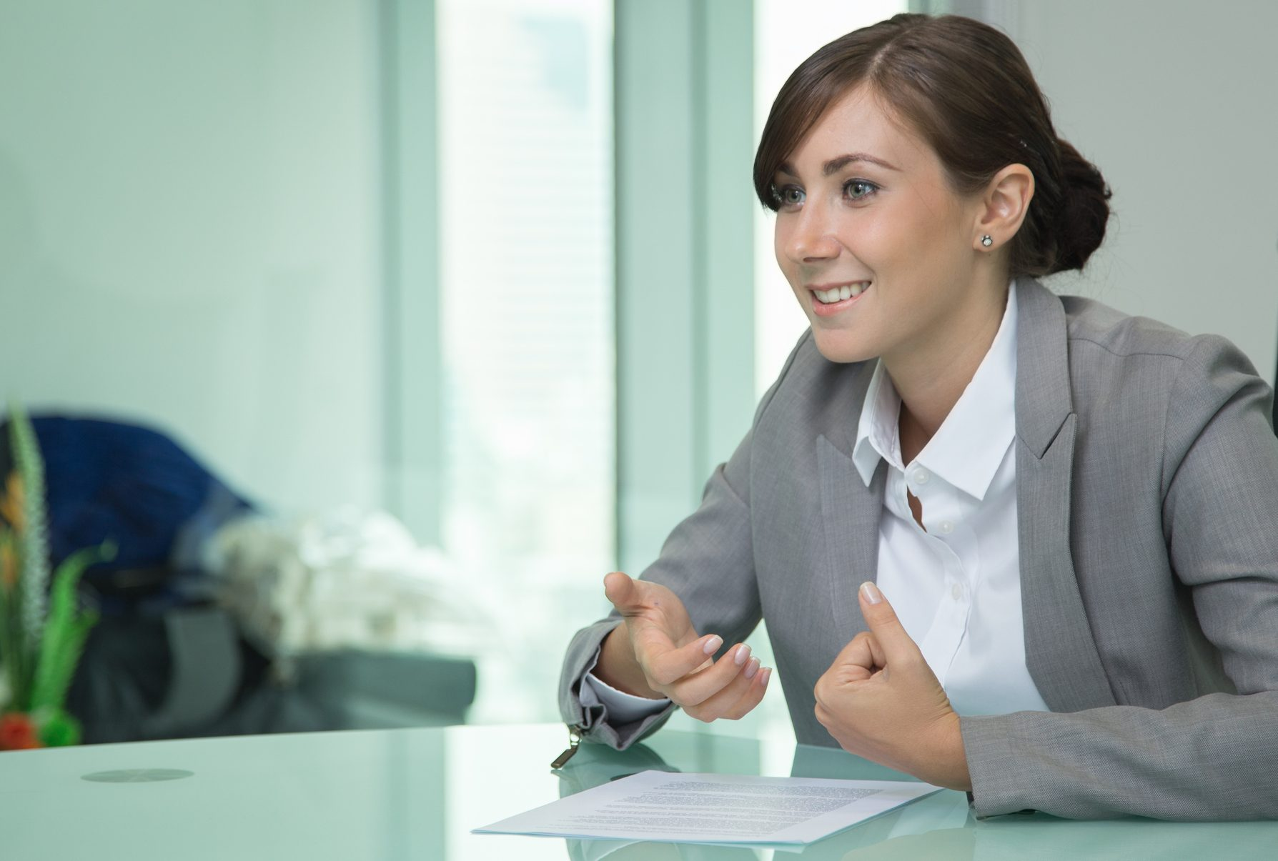 5 signs you just interviewed a genuinely interested
